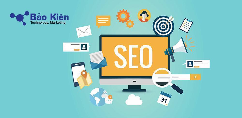 Dịch vụ SEO / nâng hạng website trên Google